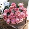 Ramo de Rosas Rosa Claro