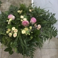 Bouquet Francés Blanco Crema