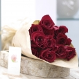 Rosas al Natural Ecobox Rojas